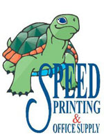 Speed Printing & Office Supply Turtle